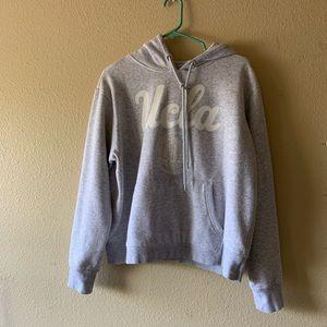 UCLA Grey Baggy Hoodie